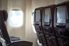 Boeing 777 Immagini Stock