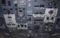Boeing 737 aéreo Imagem de Stock Royalty Free
