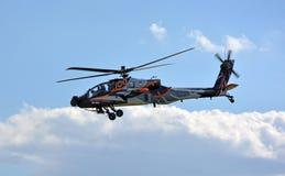Boeing AH-64 Apache Royaltyfri Fotografi