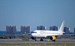 Boeing Airbus A320 Stock Photography