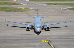 A Boeing 737-800 from American Airlines (AA) Royalty Free Stock Image