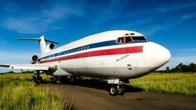 Boeing 727 Ana Carolina Arkivfoton