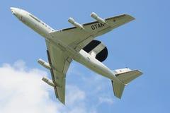 Boeing AWACS E-3A Obraz Stock