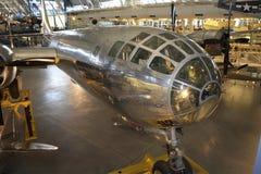 Boeing B-29 Nadfortecy Enola Homoseksualista Zdjęcia Royalty Free