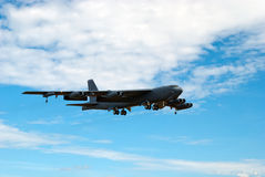 Boeing B-52 Stratofortress Stock Photography