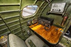 Boeing B-17 flygfästning Arkivfoton