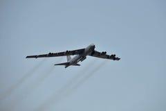 Boeing B-52H Royaltyfria Bilder