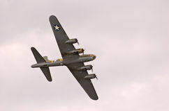 Boeing B17 Sally B Royalty Free Stock Image
