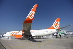 Boeing 737 800 Stock Photography