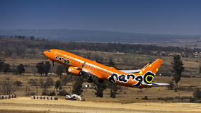 Boeing 737-8BG - Mango - ZS-SJO Stock Photo
