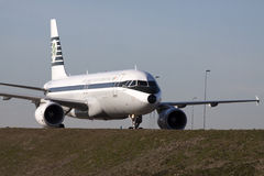 This boeing Boeing 777 is not from Germanwing.s Stock Photo