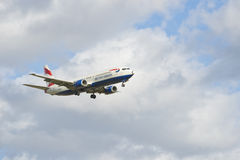 Boeing 737 436 British airways Stock Photo