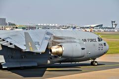 Boeing C17 fotografia stock
