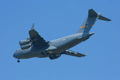 Boeing C-17A Globemaster III Royalty Free Stock Photography