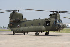 Boeing CH-47 Chinook Royalty Free Stock Photography