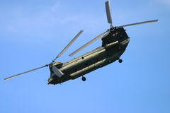 Boeing CH-47 Chinook Stock Photo