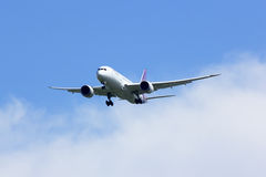 Boeing 787-800 Royalty Free Stock Photography
