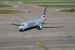 Boeing 737-800 d'American Airlines (aa) Photo stock
