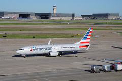 Boeing 737-800 d'American Airlines (aa) Photographie stock