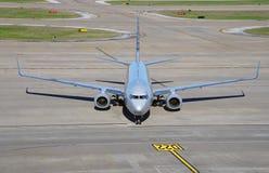 Boeing 737-800 d'American Airlines (aa) Image libre de droits