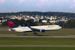 Boeing-757 delta Royalty-vrije Stock Fotografie