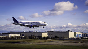 BOEING DREAM LIFTER Stock Images