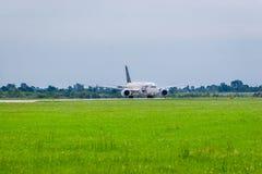 Boeing 787 Dreamliner. Στοκ εικόνες με δικαίωμα ελεύθερης χρήσης