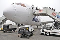 Boeing 787 Dreamliner Arkivbilder