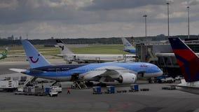 Boeing 787 Dreamliner metrajes