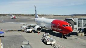 Boeing 787-8 Dreamliner Stockfotos