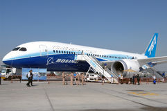 Boeing Dreamliner 787 Stockfotos