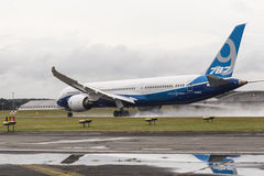Boeing 787-9 Dreamliner Stock Images