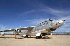 Boeing EB-47E Stratojet elektroniskt krig Royaltyfri Bild