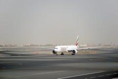 777 boeing emirates Arkivfoto