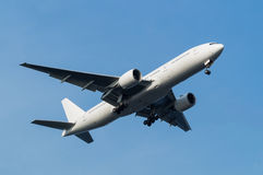 Boeing 777-200ER Images libres de droits