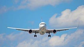 Boeing 767-300ER con i Winglets Fotografia Stock Libera da Diritti