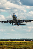 Boeing 747-400F ABC Photographie stock