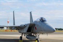 Boeing F-15J Eagle Photos libres de droits