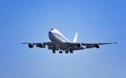 Boeing flygplan Arkivbilder