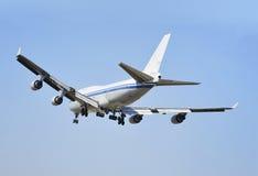 Boeing flygplan Arkivfoto
