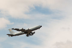 Boeing γ-135FR Stratotanker Στοκ Φωτογραφία