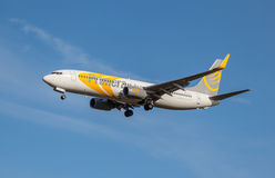 Boeing 737-800 Royalty Free Stock Image