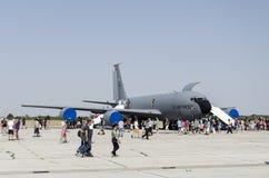 Boeing KC-135R Stratotanker 121 Royalty Free Stock Image