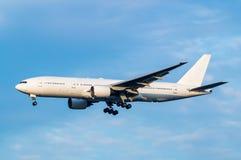 Boeing 777-200 Stock Image