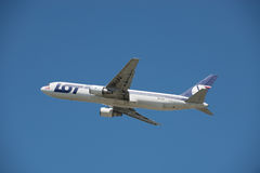 Boeing 767 Stock Photography