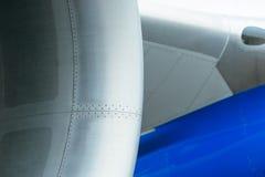 Boeing 767 på flygplatsen Royaltyfria Foton
