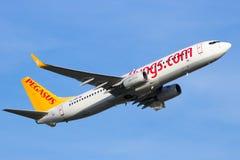 Boeing 737 Pegasus Images libres de droits
