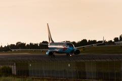Boeing 737-86Q Royaltyfria Foton