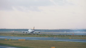 Boeing 747 que trava video estoque