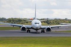 737 boeing ryanair Arkivbilder